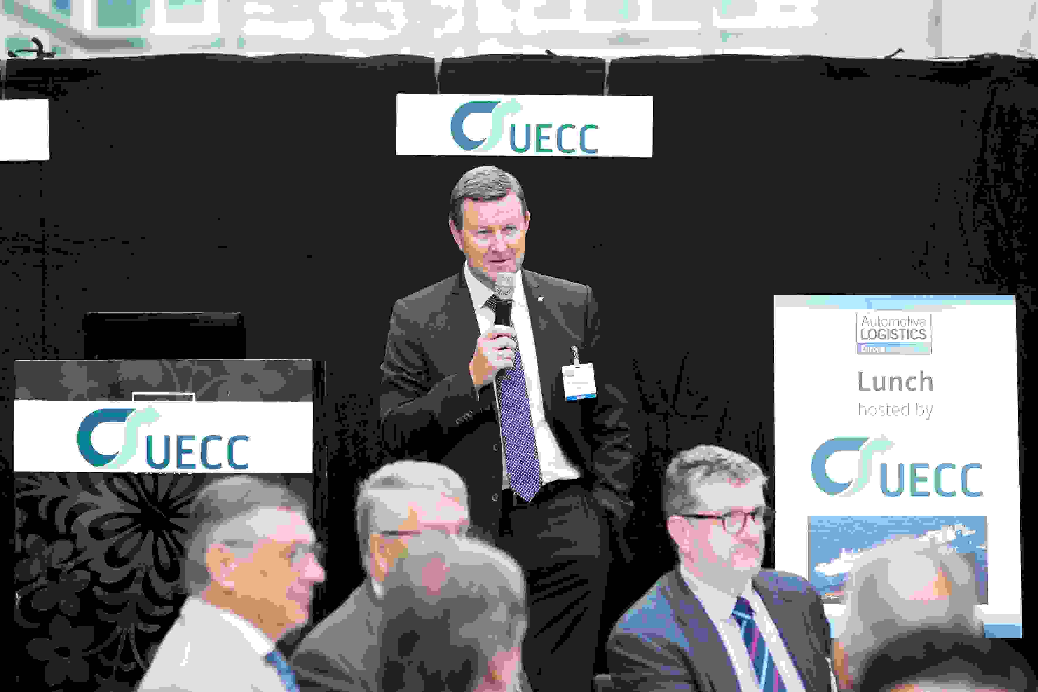 UECC's Bjorn Svenningsen on LNG-Fueled Car Carriers