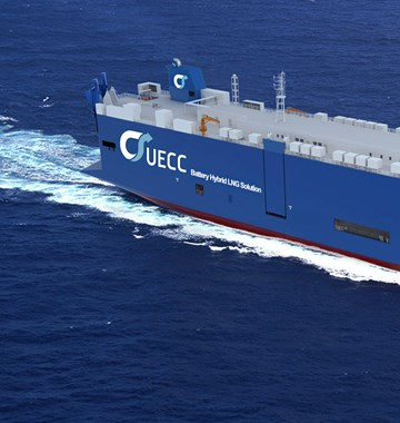 UECC invest in new generation PCTC´s